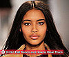 10 New Makeup and Hair Trends For Fall 2010