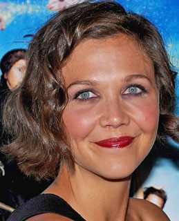 Maggie Gyllenhaal Purple Smoky Eye Tutorial