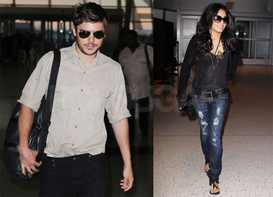 Pics of Zac and Vanessa