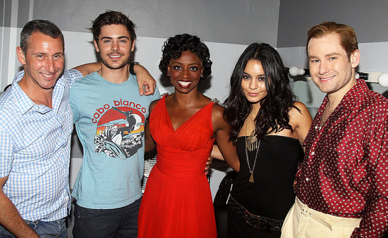 Pictures of Zac and Vanessa