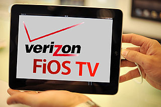 Verizon FiOS TV iPad App