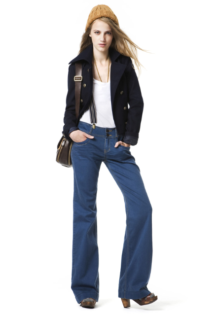 Zara Casual Brings a Country Cool Vibe to Agosto, '10