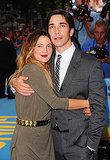 Drew Barrymore and Justin Long at Going the Distance UK Premiere