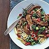 Fast and Easy Recipe For Sirloin Veggie Stir-Fry
