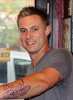 Bryan Voltaggio Gets a Tattoo and Other Daily Food News