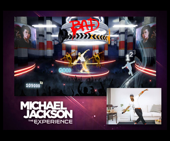 Michael Jackson Experience Song List Announced