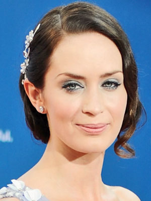 Emily Blunt at 2010 Emmy Awards