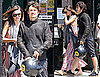 Pictures of Orlando Bloom With Pregnant Miranda Kerr in Malibu