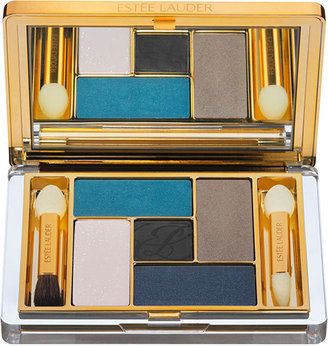 Estee Lauder Blue Dahlia Makeup Look