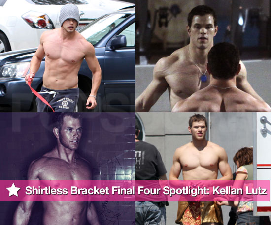 2010 Shirtless Bracket Final Four Spotlight: Kellan Lutz