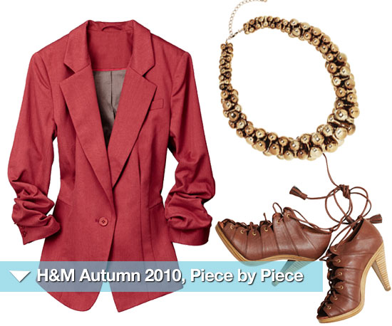 See H&M's Autumn 2010 Collection, Piece by Piece!