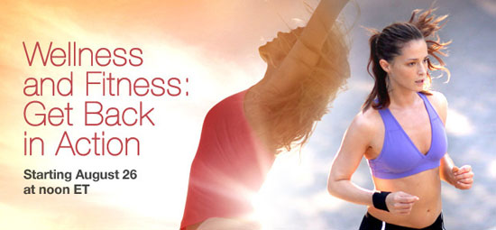Get Back in Action: Gilt Group Wellness and Fitness Offers