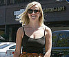 Slide Picture of Reese Witherspoon Smiling in LA