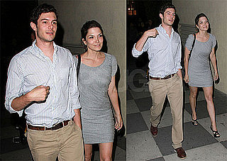 Pictures of Adam Brody and Lorene Scafaria at the Going the Distance Afterparty