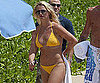 Slide Picture of Britney Spears in a Bikini