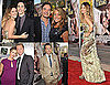 Pictures of Drew Barrymore and Justin Long at the Premiere of Going the Distance in LA