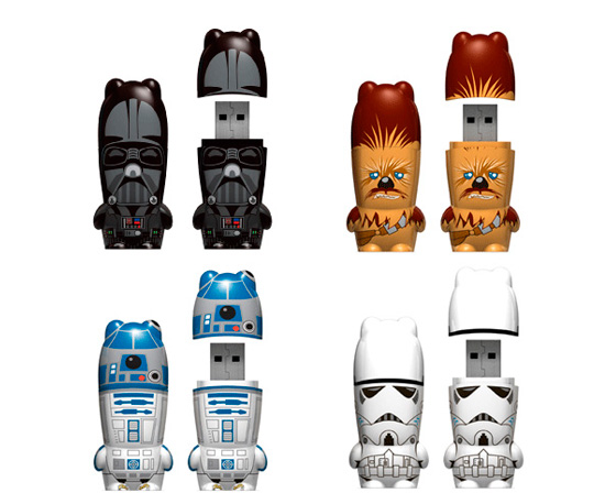 Mimobot USB Drives