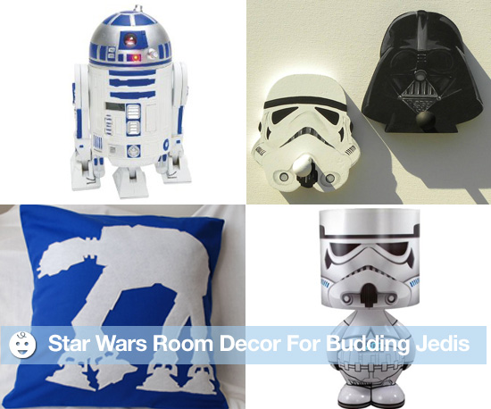 Star Wars Room Decor For Sleeping Jedis
