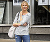Slide Picture of Cameron Diaz Waiting For Cab in New York