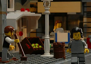Carl's Jr LEGO Commercial