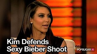 Video of Kim Kardashian Talking About Dating Justin Beiber
