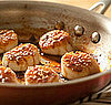 Fast & Easy Recipe for Tamari-Glazed Scallops