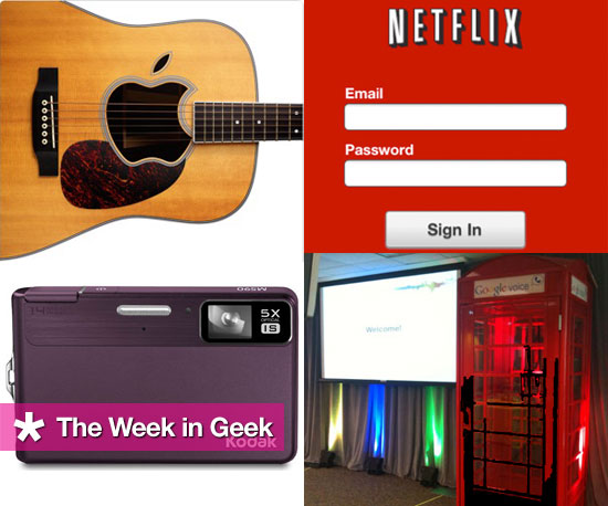 Top News and Stories This Week on GeekSugar 2010-08-28 04:00:18