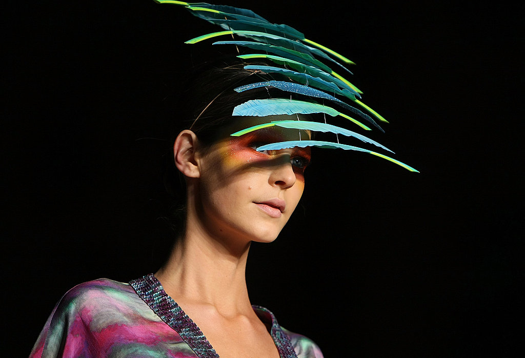 Photos of the Avatar-Themed Fashion at Sydney Fashion Festival