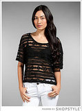 Lace T-Shirt Trend