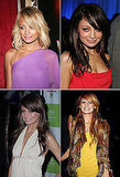 What hair color looks best on Nicole Richie? 