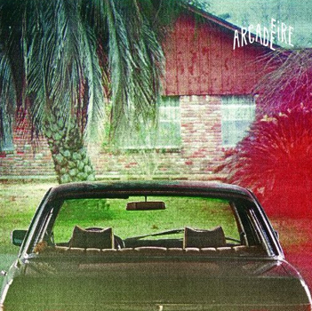 Best Album: Arcade Fire's The Suburbs
