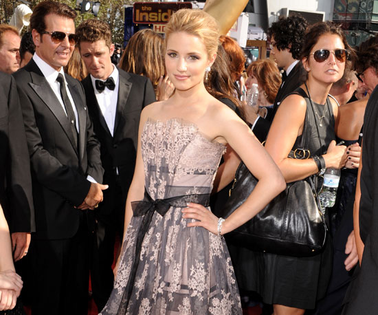 6. Dianna's Emmy Excitement