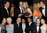 Jon Hamm, Jimmy Fallon, Nina Dobrev, Kyra Sedgwick and Tina Fey at the Emmy Awards Governor's Ball