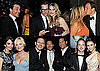 Jon Hamm, Jimmy Fallon, Nina Dobrev, Kyra Sedgwick and Tina Fey at the Emmy Awards Governor&#039;s Ball