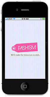 Fashism Fashion App For iPhone