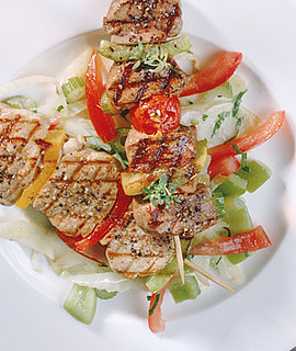 Save on Calories by Ordering Grilled Items When Dining Out