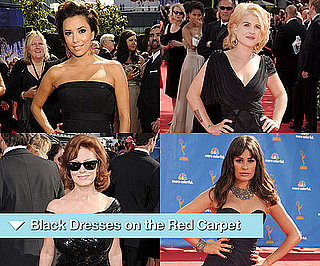 Photos of Lea Michele, Kelly Osbourne, Susan Sarandon, Anna Paquin and Heidi Klum at the 2010 Emmys