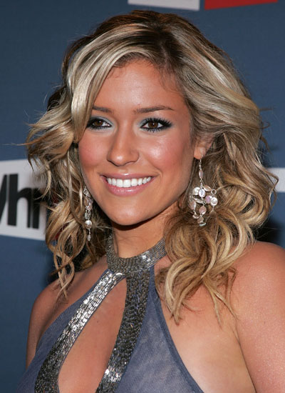 December 2005: Kristin at the VH1 Big In '05 Awards
