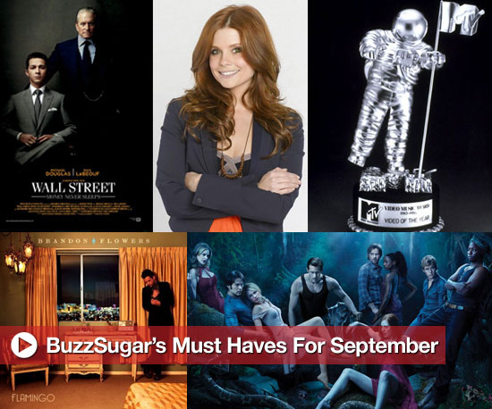 BuzzSugar's Must Haves For September