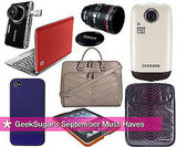 Must Have Gadgets For September