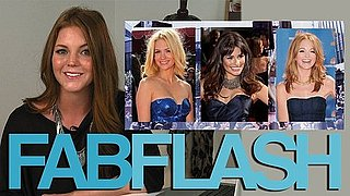 FabTV: Blue Hues Ruled the 2010 Emmy Awards Red Carpet!