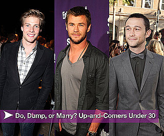 Hot Up-and-Coming Actors
