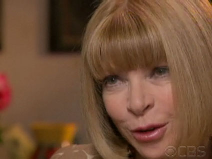 A Preview Of Anna Wintour On 60 Minutes