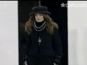 Paris Fashion Week: Chanel Fall 2009 Video