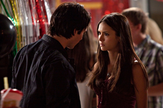 The Vampire Diaries Season Two Photos