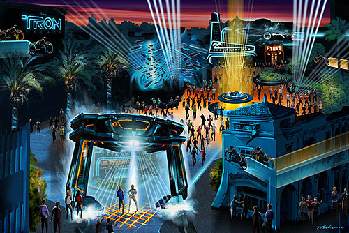 Disney ElecTRONica at California Adventure