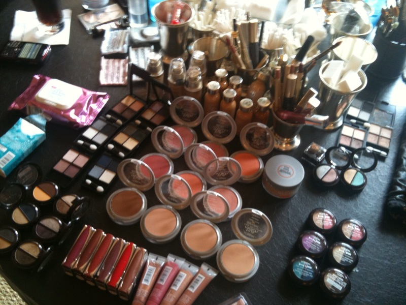 Makeup Galore