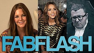 FabTV: Lanvin for H&M, Jessica Alba's Gorgeous Premiere Style, and Shop Vena Cava for Aqua!