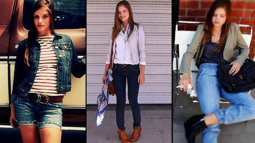 How to Wear Denim-on-Denim Video