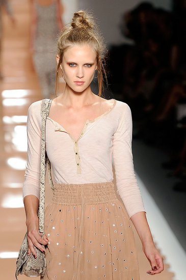 2011 Spring New York Fashion Week: Rebecca Taylor